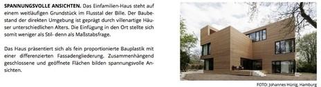 Bericht unter http://referenzbauten.de/einfamilien-haus-im-billetal.html